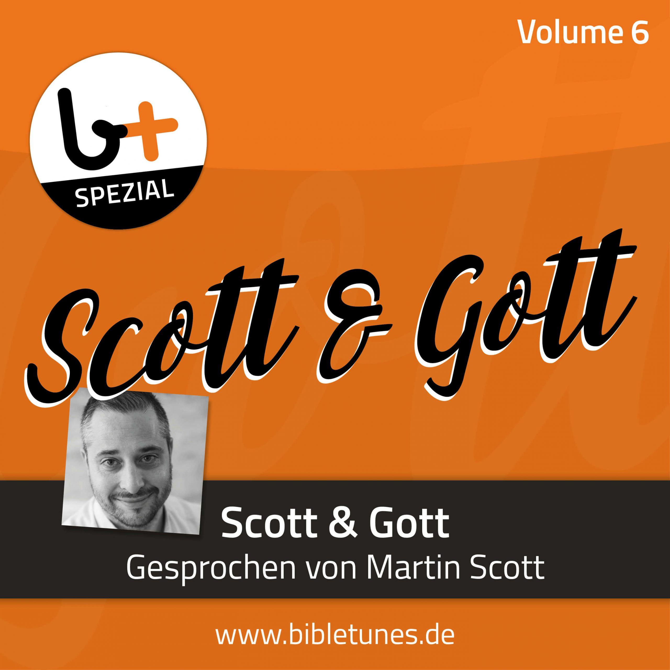 Scott & Gott – Volume 6 Cover